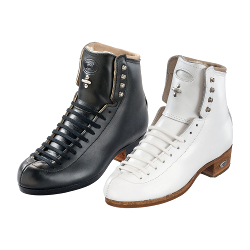 36 Junior Tribute Black/White Boot Only