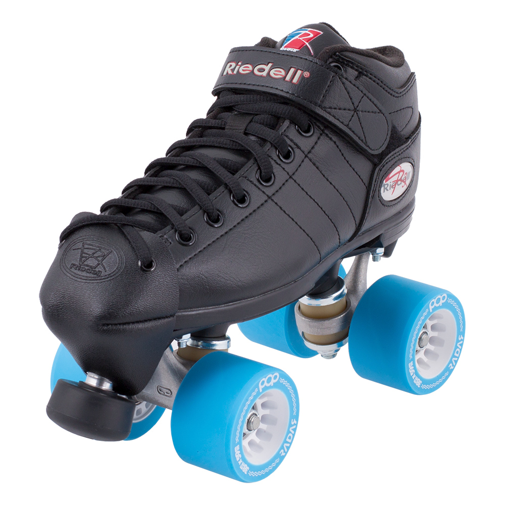 R3 Derby RS, Pop Wheels, Toe Caps Set