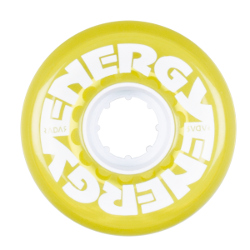 62mm Clear Yellow