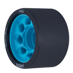 Halo Wheels 95A Blue