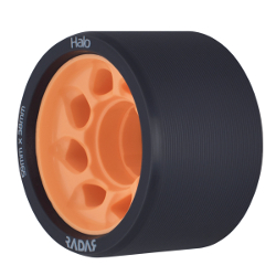 Halo Wheels 86A Orange