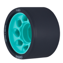 Halo Wheels 88A Teal