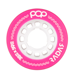 Wheels Pop Pink
