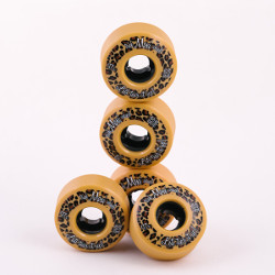 Stack of Moxi Trick 55mm Wheels